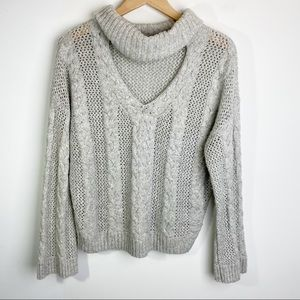 Urban Outfitters Turtleneck Knit Sweater Size S